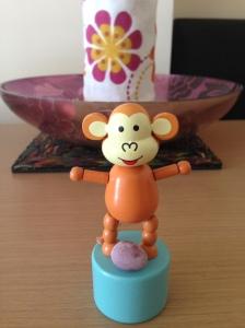 Monkey Easter 01 Easter Egg