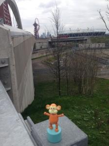 Monkey Easter 02 Olympic Park