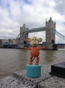 Monkey Easter 05 Tower Bridge
