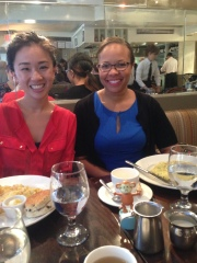 2015-10-02 Lunch with Vivi and Andrea