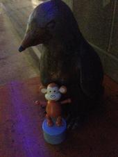2015-10-15 Aquarium penguin